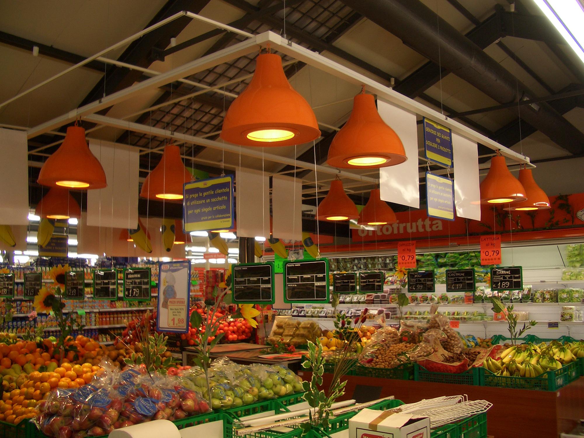 CTS Interno Supermercato
