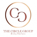 Logo  The Circle Group, Hair Beauty